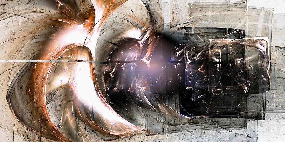 Mors principium est by Benedikt Amrhein