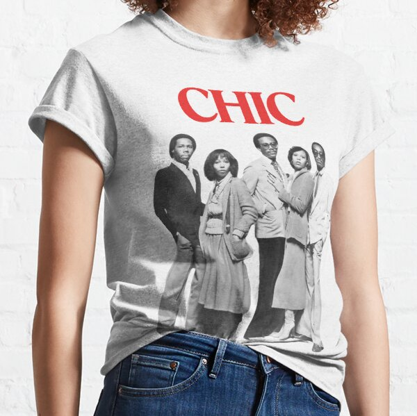 Chic ft. Nile Rodgers Classic T-Shirt
