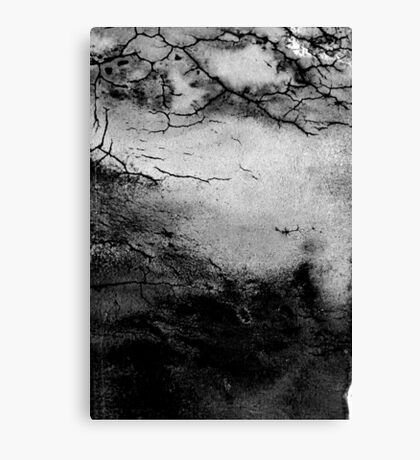 Hell's Storm In a Dream 1 Canvas Print