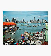 Waterfront Lifestyles Photographic Print