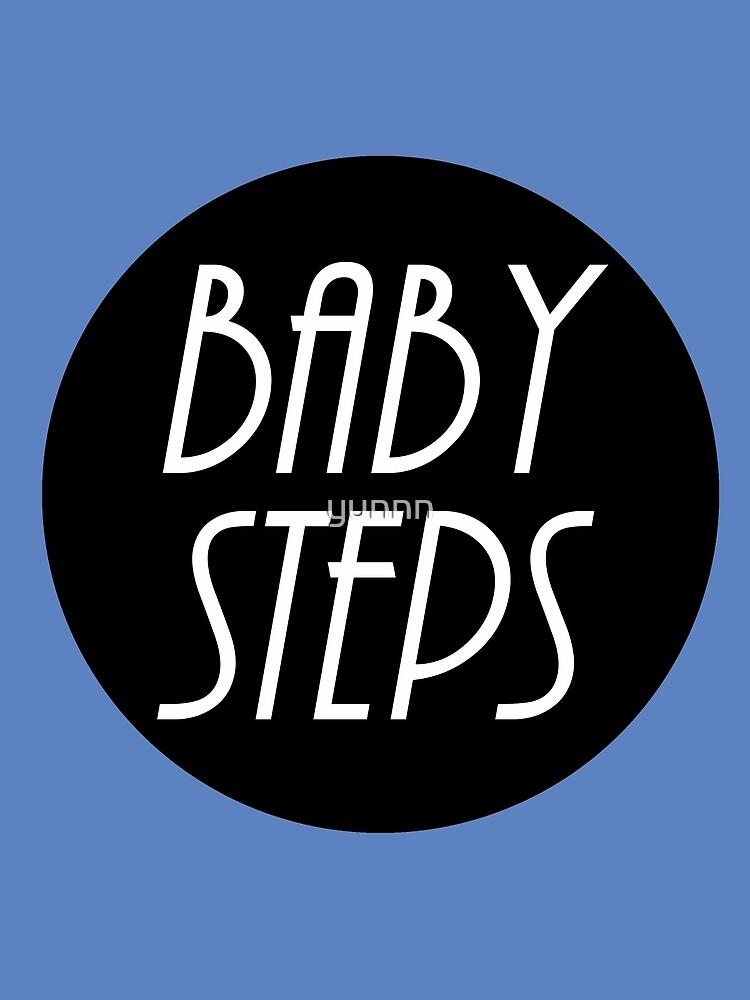 Baby steps by yunnn