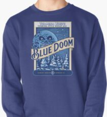 Sudadera sin capucha Blue Doom