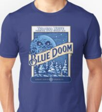 Blue Doom Unisex T-Shirt