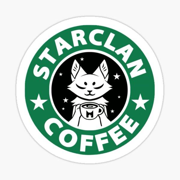 StarClan Coffee Sticker