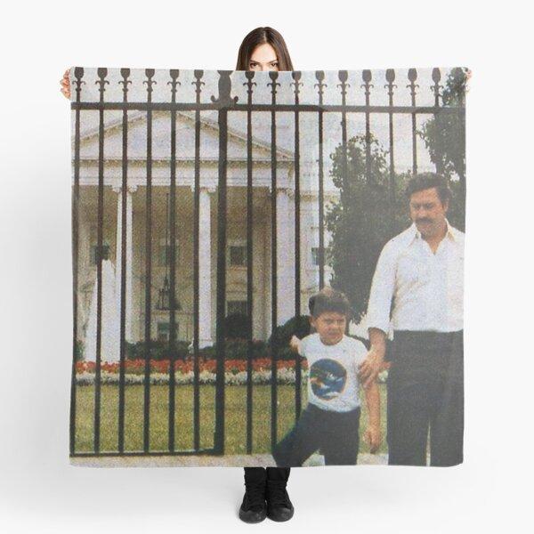 Pablo Escobar - White House Foulard