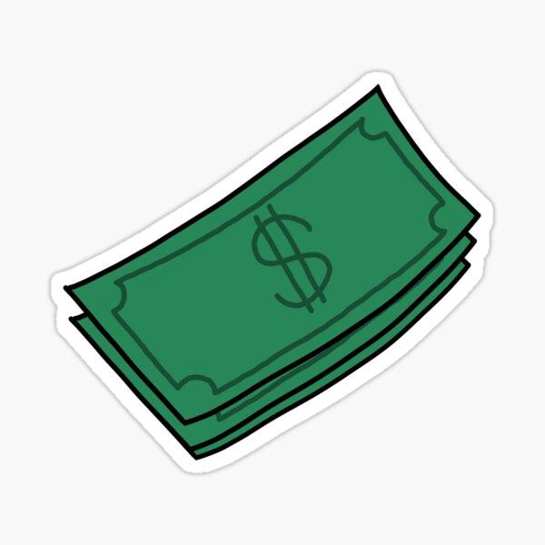 Cash Grab Sticker