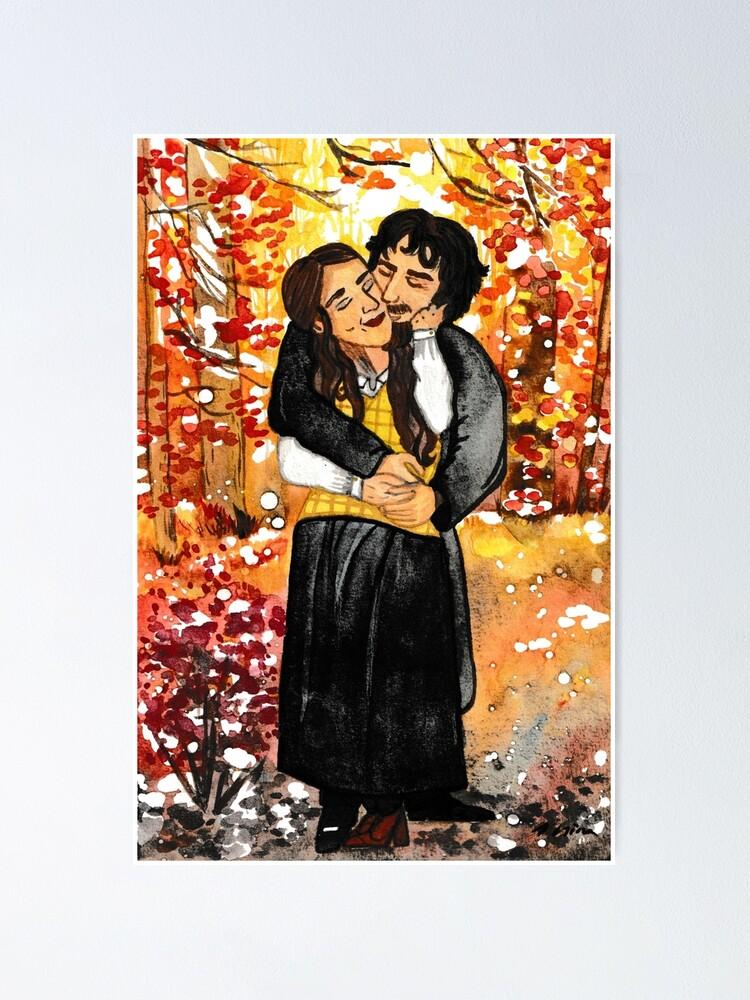 Alternate view of Little Women: Jo and Friedrich Autumn Splendor  Poster