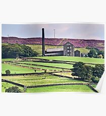 South Pennine View Poster