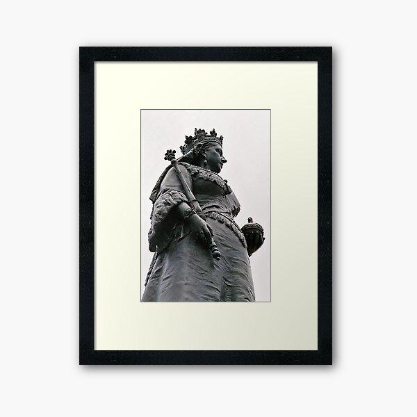 """Victoria"" Framed Art Print"