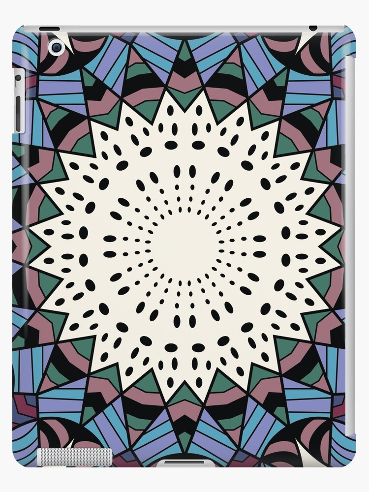Decorative Abstract Design by Heather Wallace