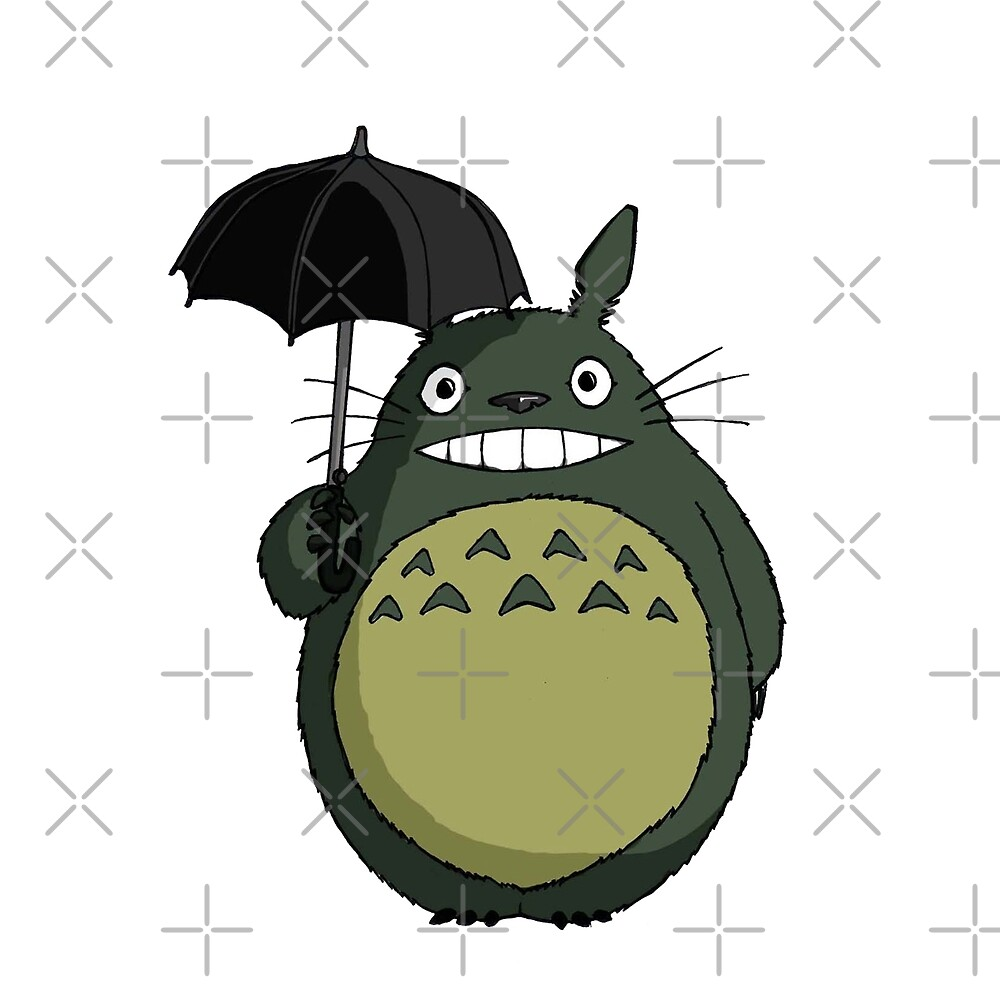 Totoro by DarrenNewton