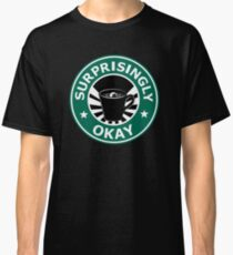 Sherlock's Coffee (Surprisingly Okay) Classic T-Shirt