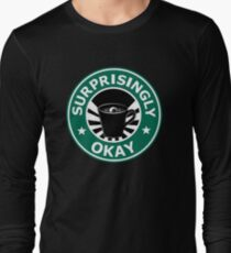 Sherlock's Coffee (Surprisingly Okay) T-Shirt