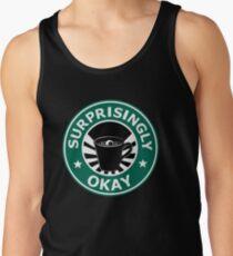 Camiseta de tirantes Sherlock's Coffee (Sorprendentemente bien)