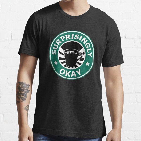 Sherlock's Coffee (Surprisingly Okay) Essential T-Shirt