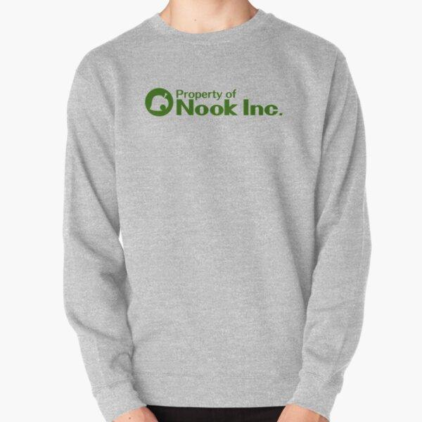Propriété de Nook Inc. - Animal Crossing Sticker Sweatshirt épais