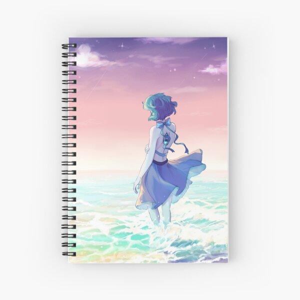 Lapis Lazuli - That Distant Shore (Steven Universe) Spiral Notebook