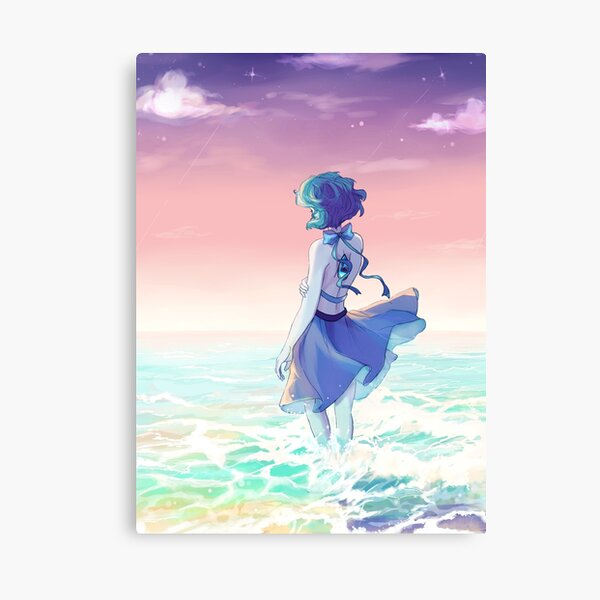 Lapis Lazuli - That Distant Shore (Steven Universe) Canvas Print