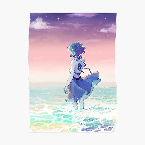 Lapis Lazuli - That Distant Shore (Steven Universe) Poster