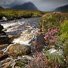 Scotland: Highland Weather by Angie Latham