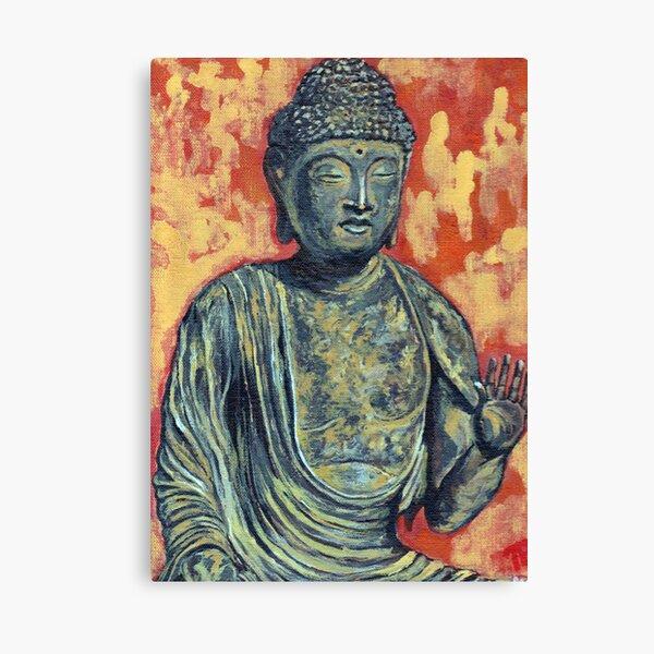 Namasté Canvas Print
