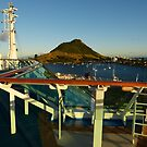 Arriving at Mt Maunganui by PhotosByG
