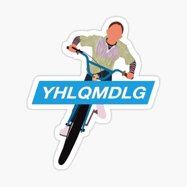 YHLQMDLG Sticker