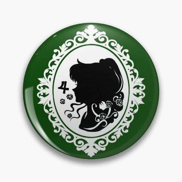 Sailor Jupiter Cameo Badge