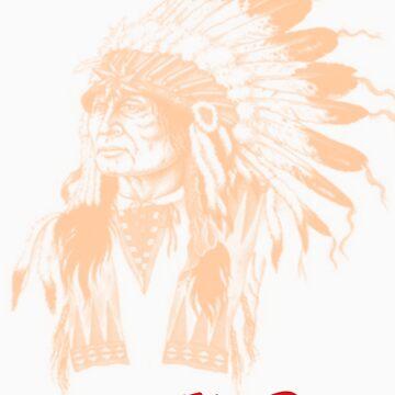 KingDom Indian Head by KingDomDesigns