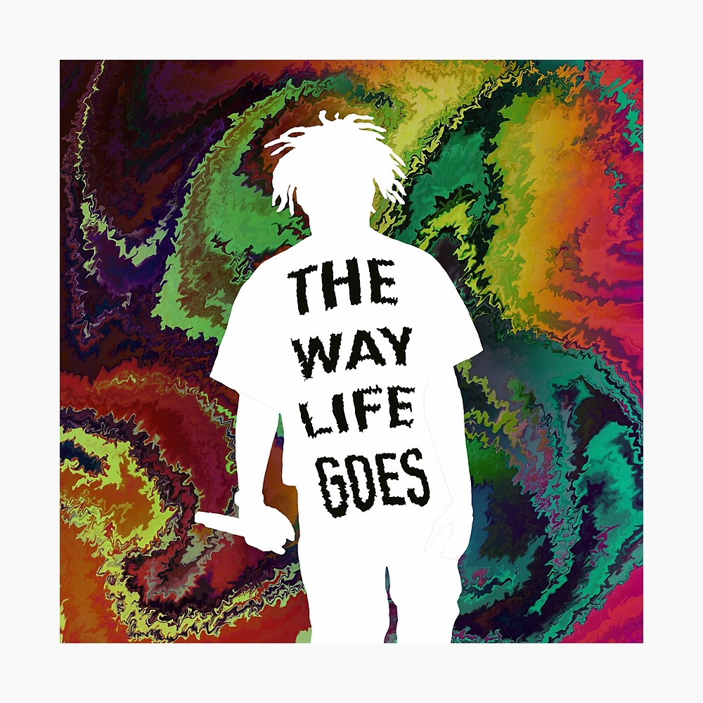 The Way Life Goes Poster By Salman17 Redbubble The track's title comes from the song's chorus, which interpolates the backstreet boys' popular april 1999 single i want it that way. redbubble