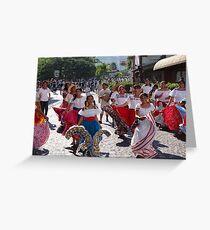 History, Tradition and Culture - this is Mexico - Historia, tradicion y cultura - este es Mexico Greeting Card
