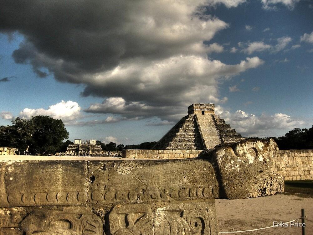 Kukulcan Pyramid by Erika Price