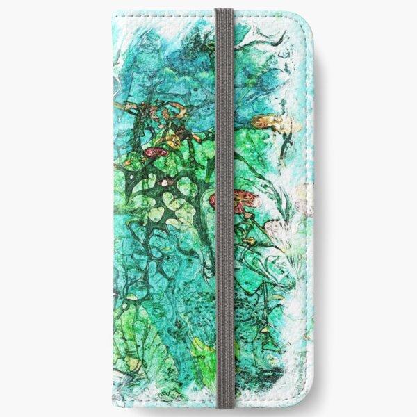 The Atlas of Dreams - Color Plate 225 iPhone Wallet
