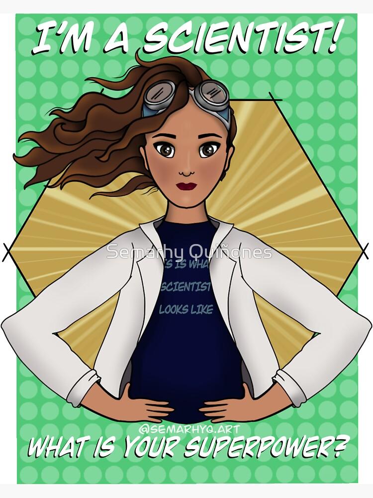 Super Scientist by semarhy