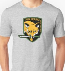 Metal Gear Solid - FOXHOUND T-Shirt