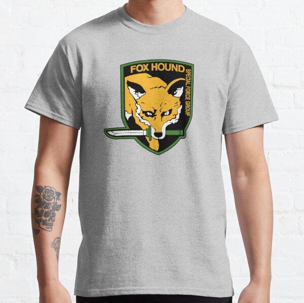 Metal Gear Solid - FOXHOUND Camiseta clásica