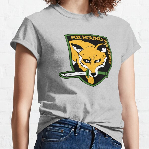 Metal Gear Solid - FOXHOUND Classic T-Shirt