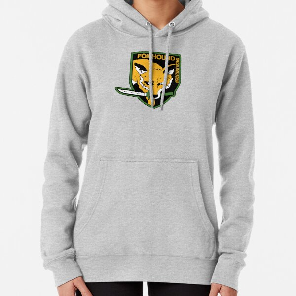 Metal Gear Solid - FOXHOUND Pullover Hoodie