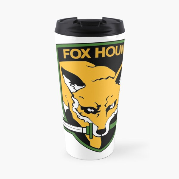 Metal Gear Solid - FOXHOUND Travel Mug