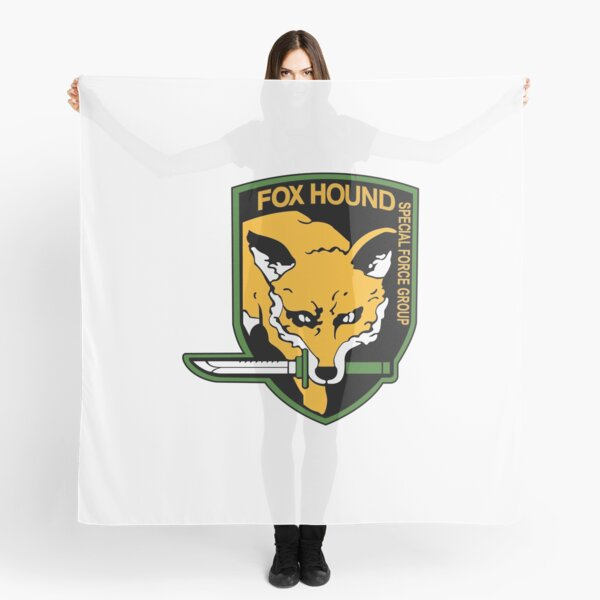 Metal Gear Solid - FOXHOUND Tuch