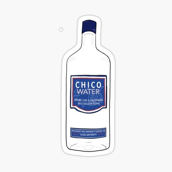 Chico Water Sticker