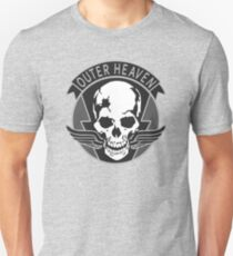 Metal Gear Solid - Outer Heaven T-Shirt