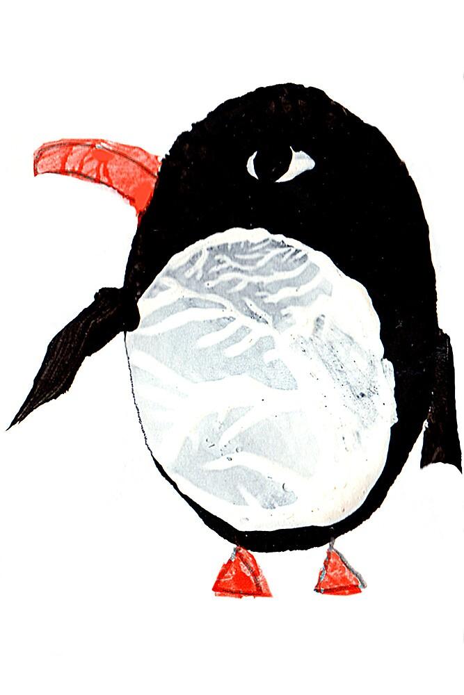 Penguin by artJBP