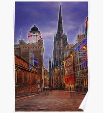 Royal Mile  Poster