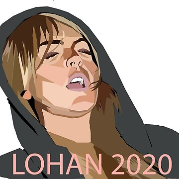 Lindsay Lohan 2020 by Iltoradi