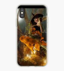 Autumn Hallowe's Eve ~ iphone case iPhone Case