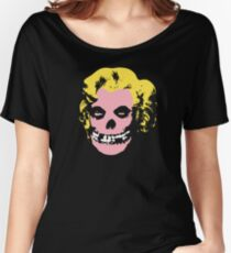 Misfit Marilyn Women's Relaxed Fit T-Shirt