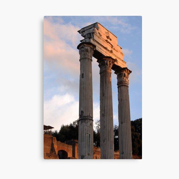 Roman Forum in Late Light Canvas Print