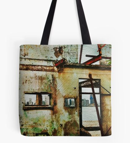 Yesterday and Tomorrow Tote Bag