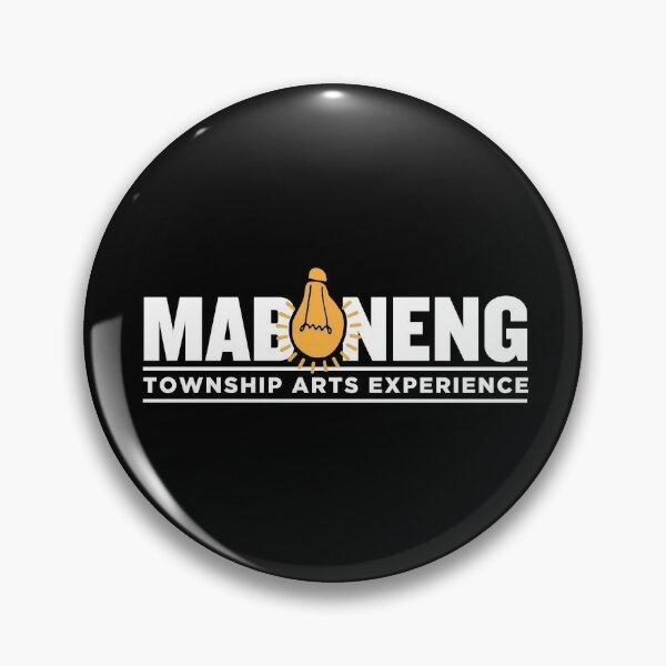 The Maboneng Township Arts Experience Pin